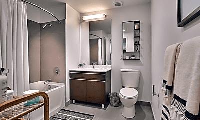 Bathroom, 901 Monroe St, 1