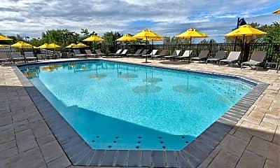 Pool, Hudson Mews, 0
