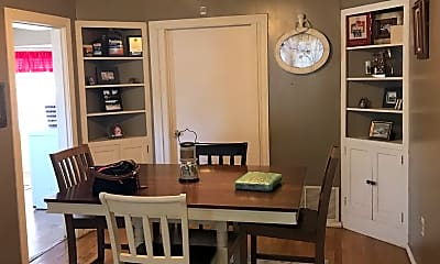 Dining Room, 2436 22nd St, 1