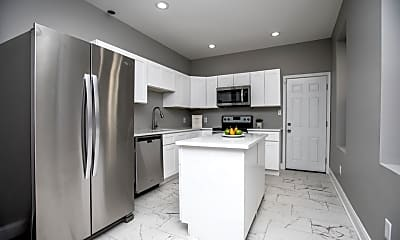 Kitchen, 1512 S 18th St, 1