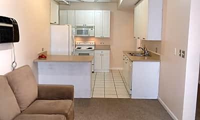Living Room, 5646 N Kenmore Ave 1C, 1