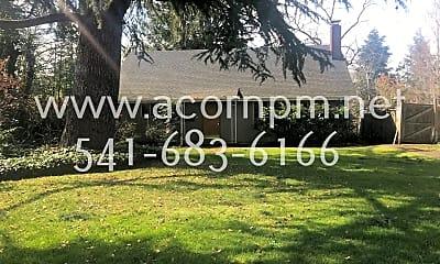 Community Signage, 2140 Harris St, 0