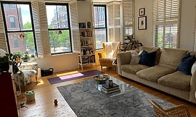 Living Room, 75 Clarendon St, 0