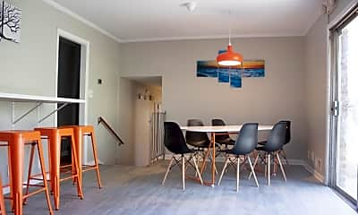 Dining Room, Room for Rent -  a 5 minute walk to bus 114, 0