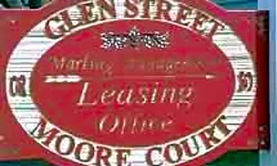 Glen Street/Moore Court Apartments, 0