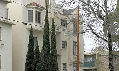 Building, 1021 El Camino Real, 2