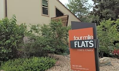 Four Mile Flats, 1