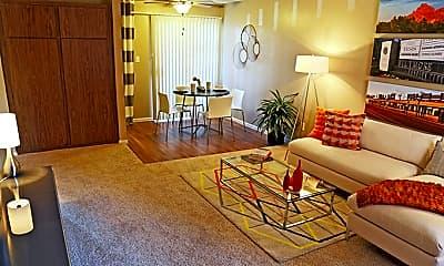Living Room, Camelback Cove, 1