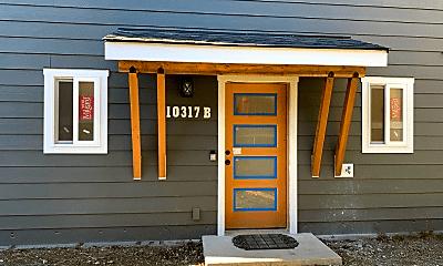 Building, 10317 8th Ave NE, 1