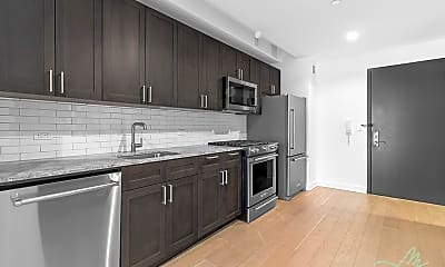 Kitchen, 21 West End Ave 1617, 1
