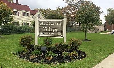 St. Martin Village, 1
