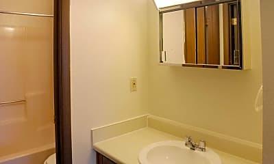 Bathroom, Country Village, 2