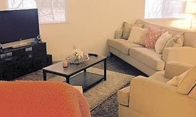 Living Room, 1019 W 5th St, 0