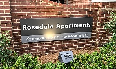 Rosedale Apartments Phase III, 1