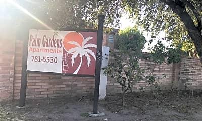 Palm Garden Apartments, 1