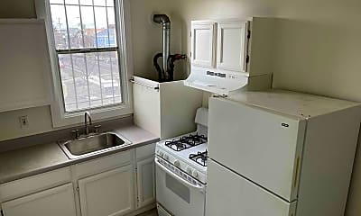 Kitchen, 1321 Peralta St, 2