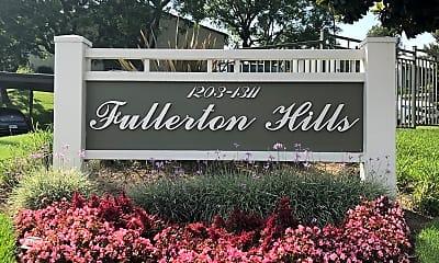 Fullerton Hills Apartments, 1