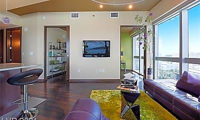 Living Room, 4471 Dean Martin Dr 2801, 1