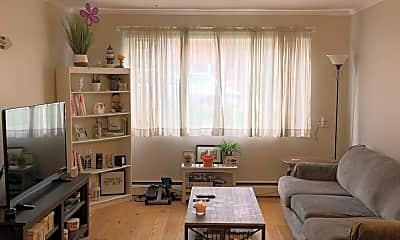Living Room, 50 Carey Ave, 1