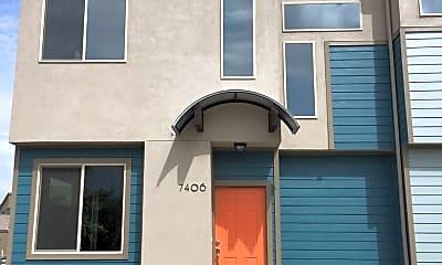 Building, 7406 Wolverine Street, 0