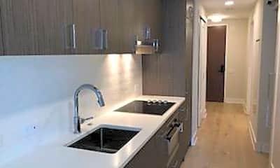Kitchen, 1211 Van St SE 309, 1