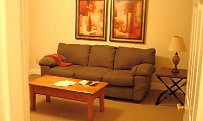 Living Room, 609 Hampshire St, 1