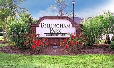 Community Signage, Bellingham Park Condominiums, 2