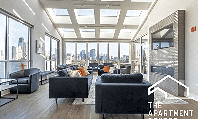 Living Room, 303 W North Ave, 0