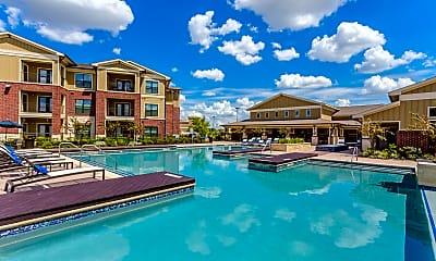 Pool, Parkside Place Apartments, 0