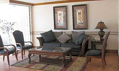 Living Room, 4802 Tudor Dr 210, 2