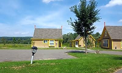 Boiceville Cottages, 1