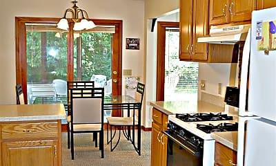 Kitchen, 9509 Briarcrest Ct, 1