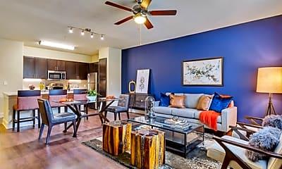 Living Room, Lincoln Kessler Park, 1