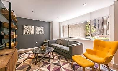 Living Room, 41 Chambers St, 0