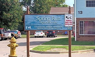 Spring Run Apartments, 1
