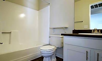Bathroom, Reche Ridge, 2