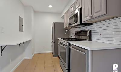 Kitchen, 385 Vernon Ave #4B, 2