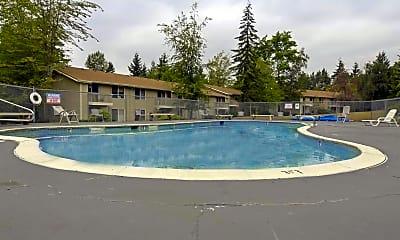 Pool, Fairhaven Park Apartments, 0