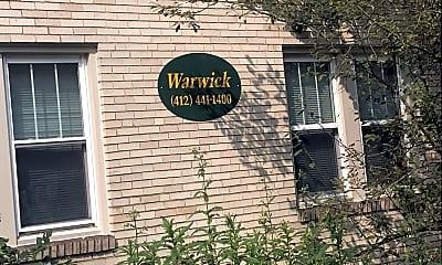 Warwick Apartments, 1