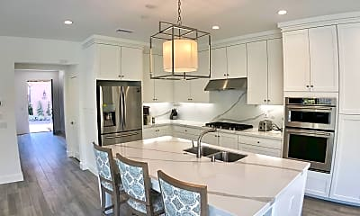Kitchen, 218 Oceano, 1