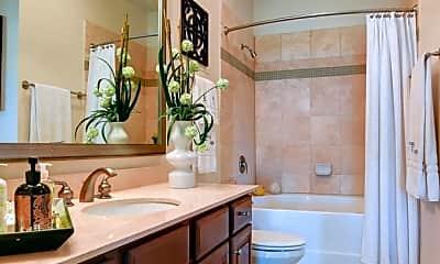Bathroom, 300 E Basse, 1