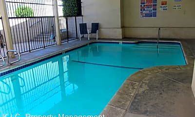 Pool, 7356 Haskell Ave., 1