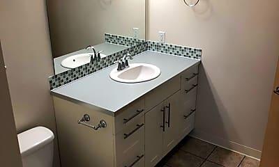 Bathroom, 1314-1324 N Street, 2