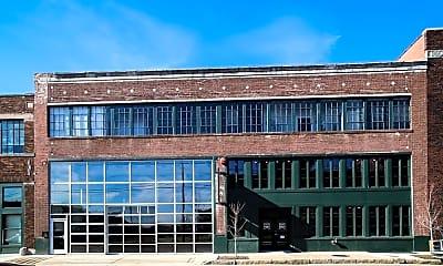 Building, Annex Lofts - Memphis Downtown Lofts, 2