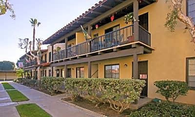 Building, Rancho Yorba, 0