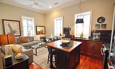 Kitchen, 85 Cumberland St 2, 1