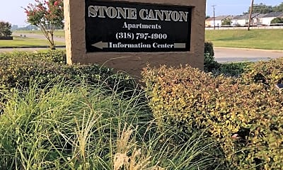 Stone Canyon, 1