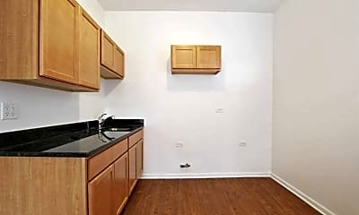 Kitchen, 4820 S Michigan- Pangea Real Estate, 2