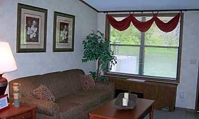 Living Room, Winthrop Court, 1