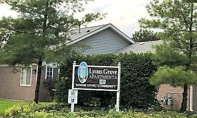 Lyons Grove Apartments, 1